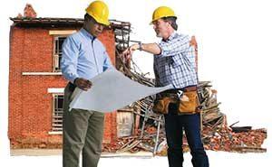 выявление степени аварийности зданий и сооружений