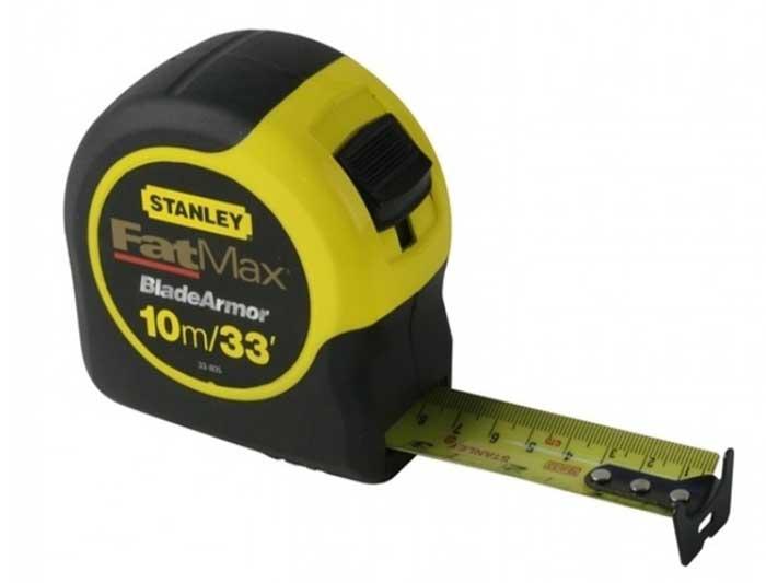 Stanley Рулетка FATMAX 10М х 32 мм 0-33-811