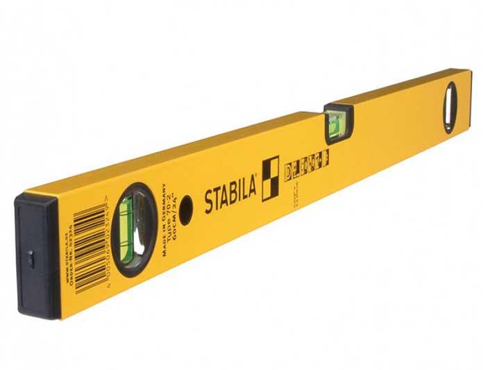 Уровень Stabila 200 см 2 глазка тип 70
