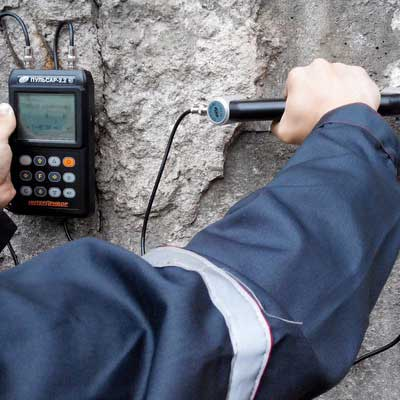 Ультразвуковое обследование бетона