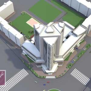 Проектирование многофункциональных центров