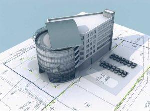 Пример проекта сооружения