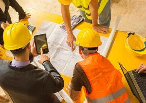 Комплексный контроль объектов строительства