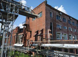 Обследование заводов в Санкт-Петербурге