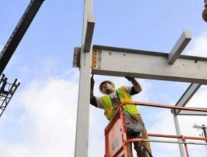 Мониторинг несущих и ограждающих конструкций здания