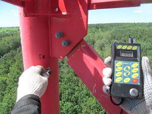 Мониторинг с использованием современного оборудования