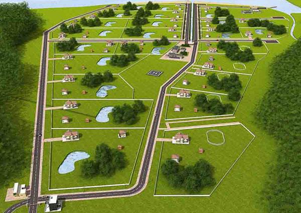 Утверждение схемы земельного участка