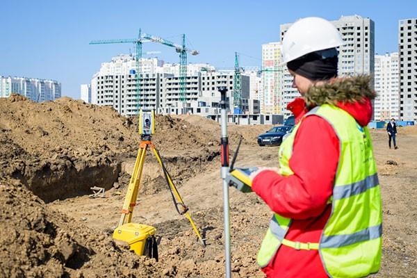 Заказать обследование строительной площадки