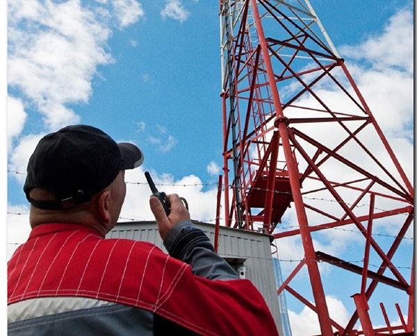 Экспертное обследование башни связи