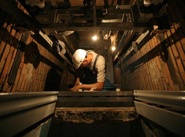 Независимая экспертиза лифтовой шахты
